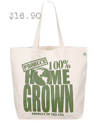 Home Grown Tote