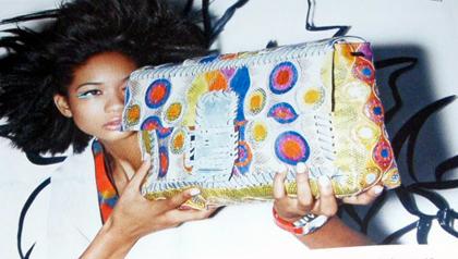 Chanel Iman Bag