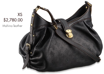 Louis Vuitton Mahina Leather XS Bag