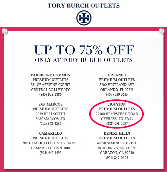 8ce86271f Tory Burch Outlet Sale - My Fashion Juice
