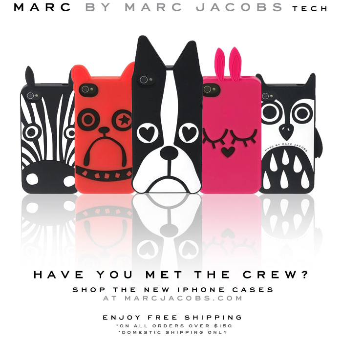 a2793bd6594 Meet The Crew from Marc by Marc Jacobs - My Fashion Juice
