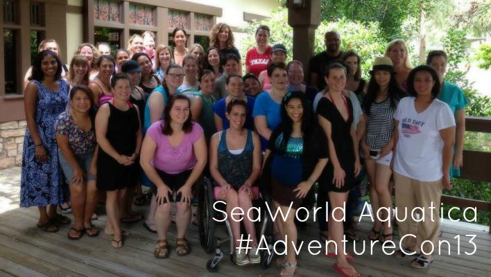 SeaWorld Aquatica AdventureCon 2013