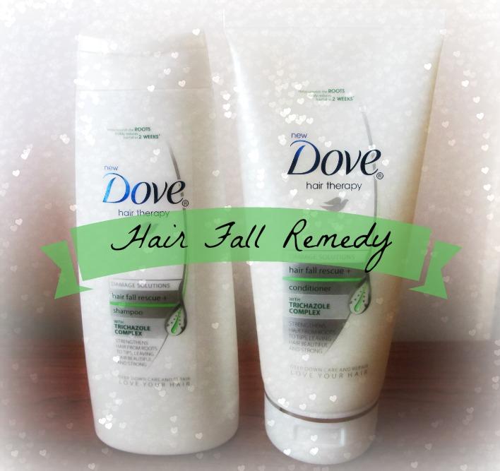 Dove Hair Fall Remedy