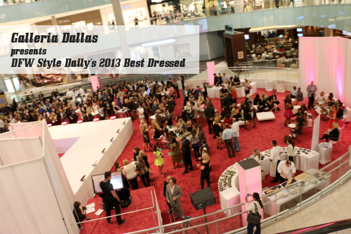 DFW Style Daily Galleria 2013 Best Dressed