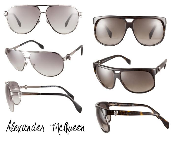 Sunglass Alexander McQueen Must Haves