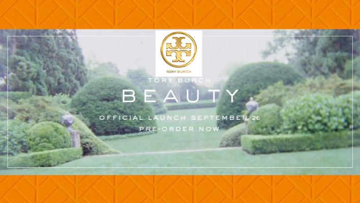 Tory Burch Beauty Launch