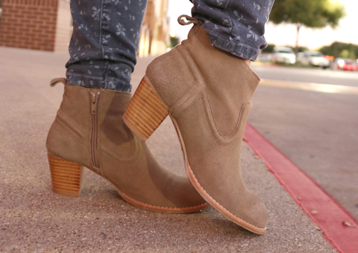 Fall Dolce Vita Ankle Boots