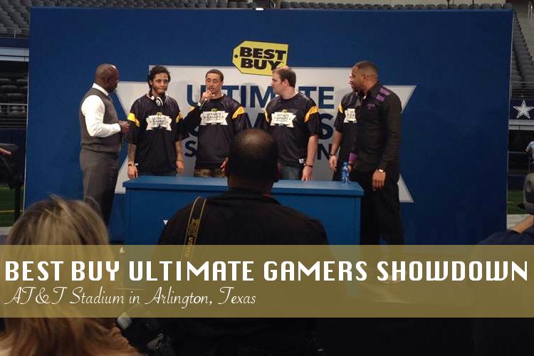 Best Buy Ultimate #Gamersshowdown