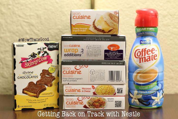 Back on Track with Nestle, #WowThatsGood