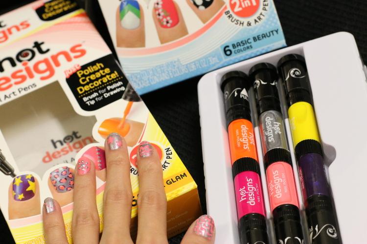Hot Designs Nail Art Pens Giveaway