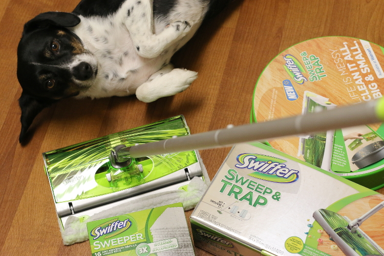 Swiffer, Sweep & Trap, Sweep and trap, #NewFromSwiffer