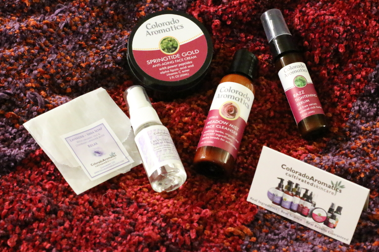 Colorado Aromatics, Cultivated Skincare, beauty