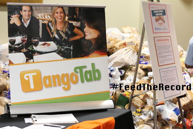 TangoTab, #FeedTheRecord
