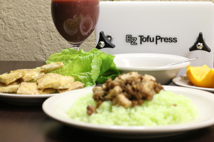 Tofu Recipes with EZ Tofu Press