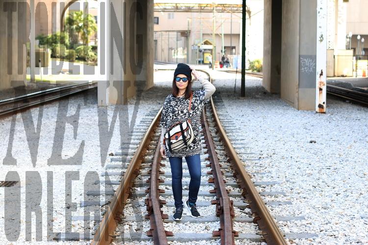 OOTD, Nola, Travel wear, boyish look, menswear inspired