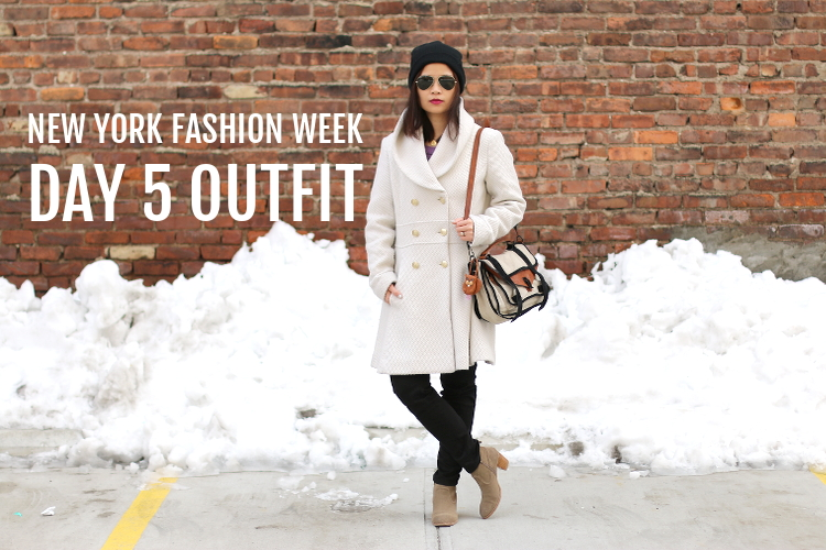 New York Fashion Week outfit, #ootd, fashion, nyfw, mbfw, style