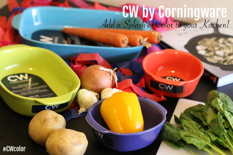 CW by Corningware, bakeware, serving dishes, stoneware, container, food, kitchen, baking, cooking, entertaining
