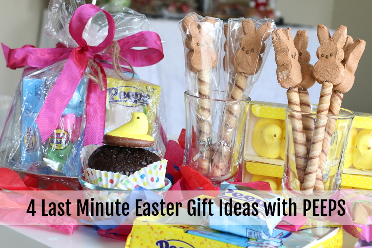 Easter Gift Ideas, Peeps, Bunny, gifts, Easter Sunday, food, marshmallows, sweets, desserts, kids, family, party, entertaining, chocolate