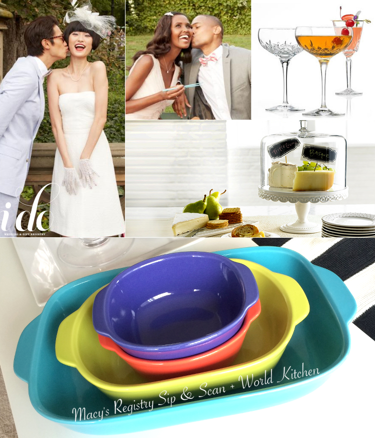 Macys, Bridal registry, sip and scan event, bride, wedding, wedding registry, world kitchen
