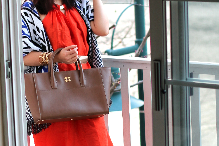 Sheena Sujan, OOTD, Boho Chic, style, fashion, outfit, bag