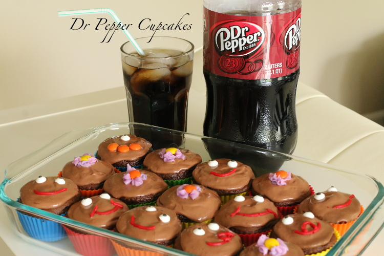 Dr Pepper Cake, cupcakes, recipe, dessert, sweets, baking, cooking
