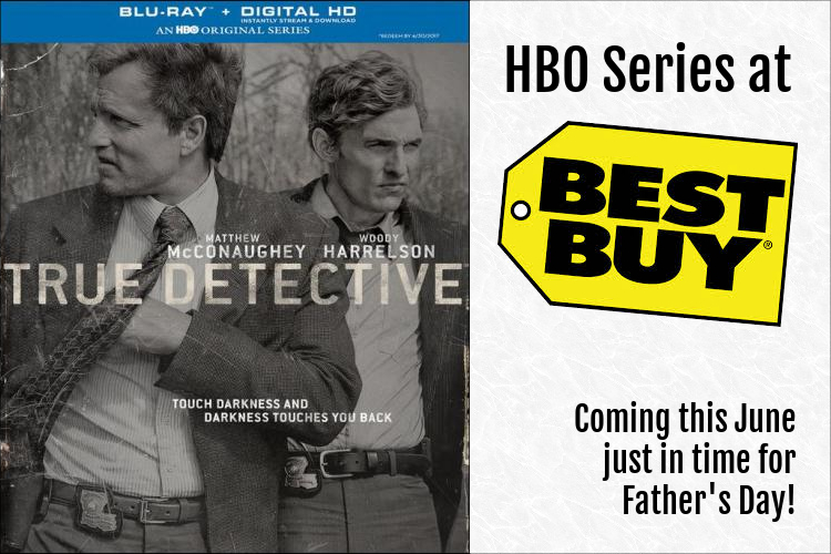 True Detective, HBO Series, Best Buy, Father's Day Gifts