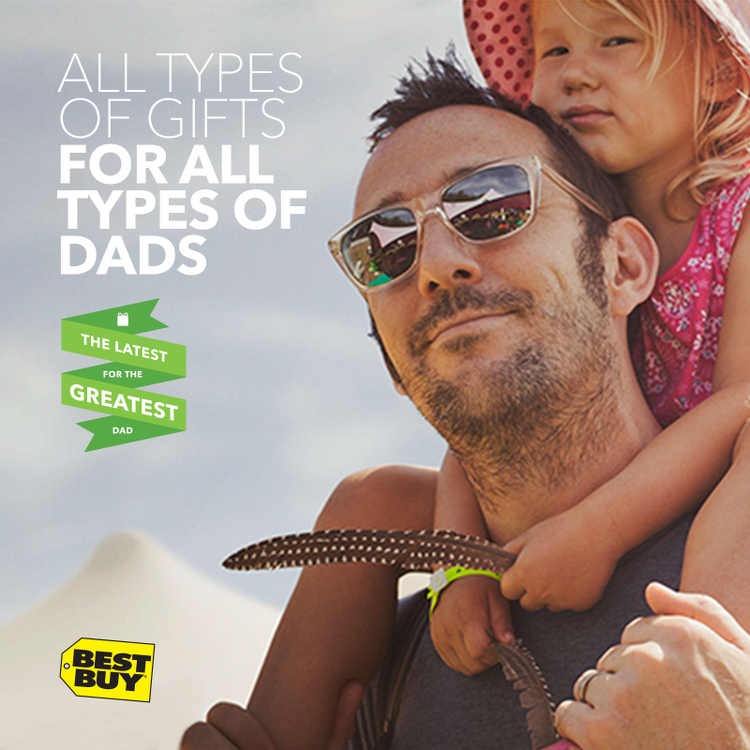 #GreatestDad, Best Buy, Gift Ideas, Father's Day