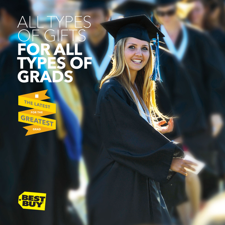 #GreatestGrad, Best Buy, Graduation gift ideas