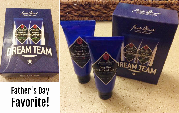 Jack Black, Grooming Products, Dream Team, Fathers Day gift idea
