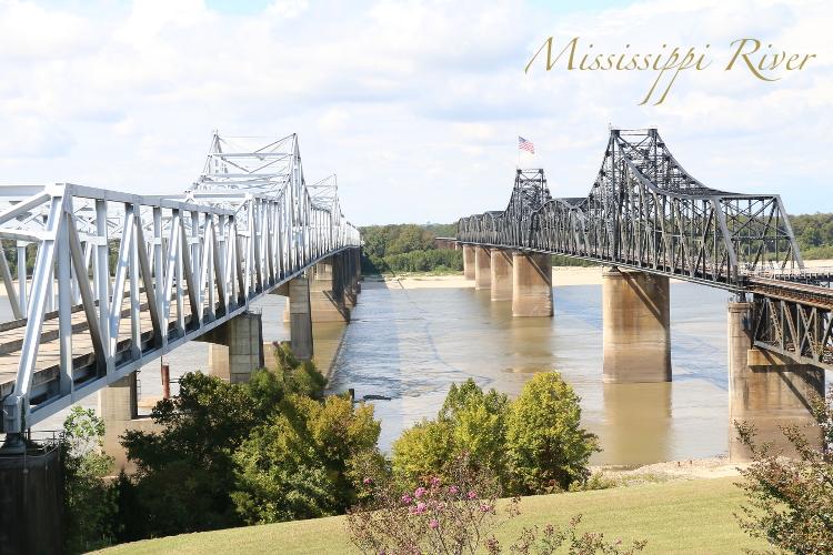 Travel, Traveling, Road Trip, Mississippi River