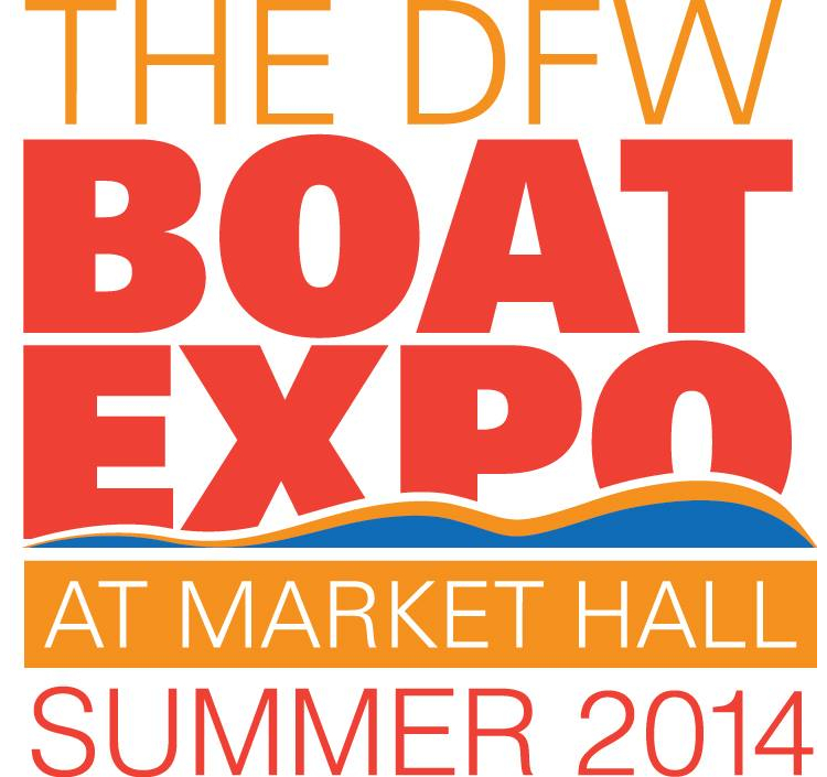 DFW Boat Expo, Summer 2014, events, boating, trade show, market hall