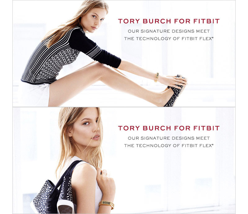 Tory Burch Fitbit, Fitness, Fashion, tech, gadgets in style