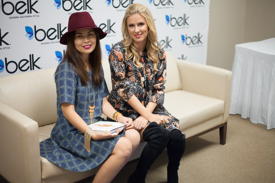 Nicky Hilton, 365 Style, Book Tour, Belk Galleria Dallas, The Fashionistas, Event, interview