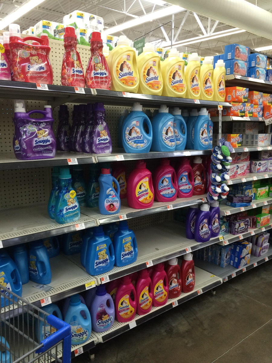 Fast Dry Fabric Softener for Your Clothes - My Fashion Juice