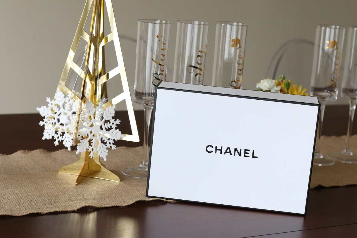 Chanel Holiday gift