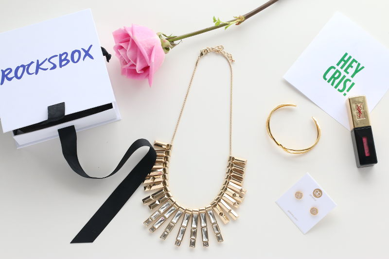 Free 1 Month Jewelry Subscription on Rocksbox from My Fashion Juice