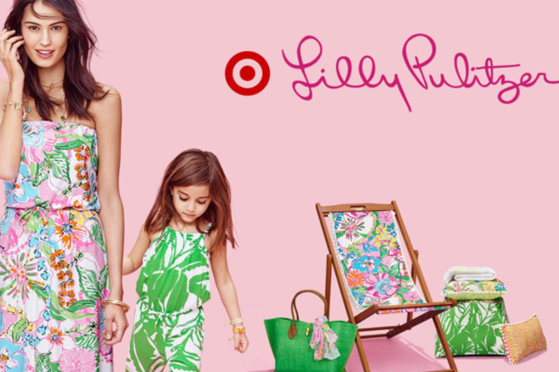 Lilly Pulitzer, Target, Collection, collaboration, fashion, style