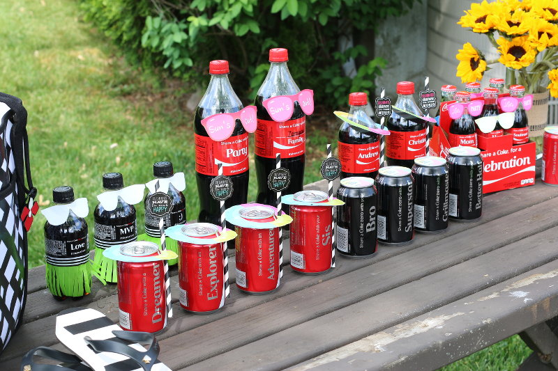 #ShareMemories, Coke, pool party, free printables, pool party invitations, Giant Eagle, cbias, shop