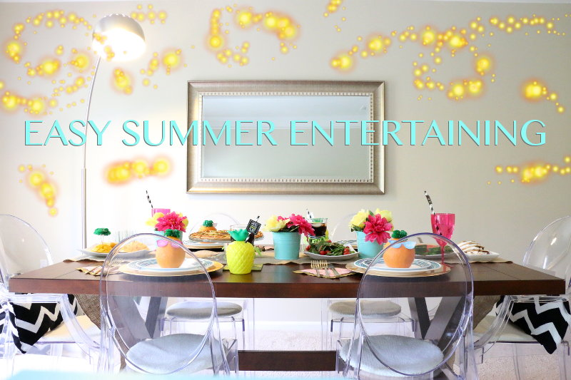 Summer Entertaining, tips, Nestle, Tombstone pizza, shop, sofab, cbias