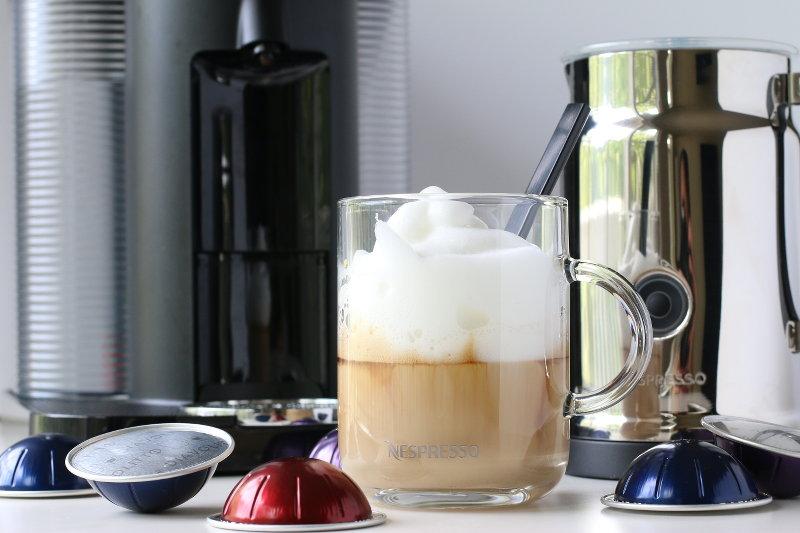 Nespress VertuoLine, Coffee, Aeroccino+