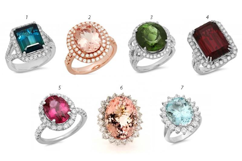 Diamonds Gemstones, Engagement Rings, Global Gem TV