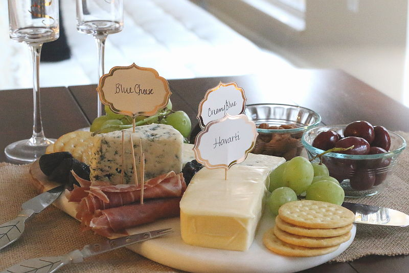 Castello Cheese, Cheese platter, how to create a cheese board