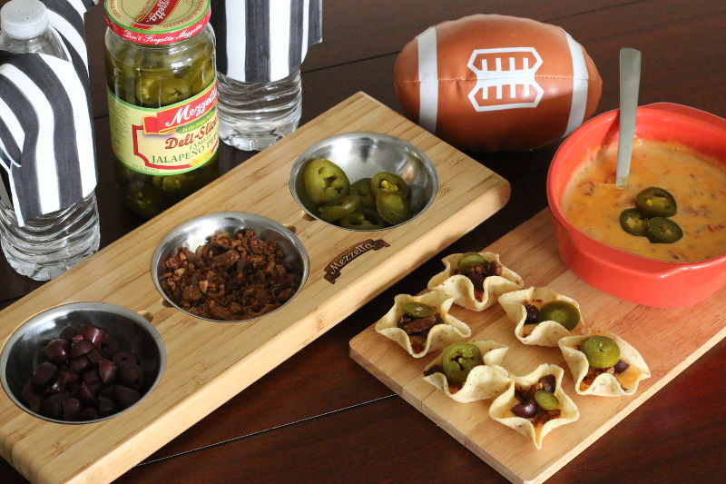 Mezzetta Jalapeno Peppers Nacho Cups Gameday Recipe