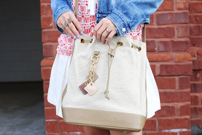 ClaudiaG bucket bag