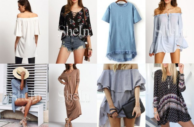 SheIn Summer Sale outfits