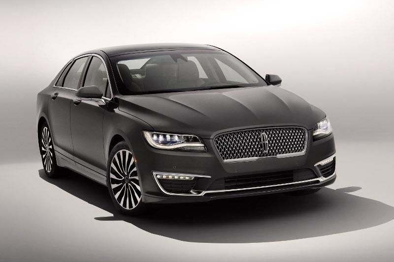 2017 Lincoln MKZ, cars, sedan