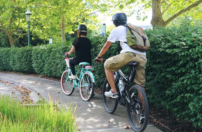 How to Keep Valuables Safe while Biking