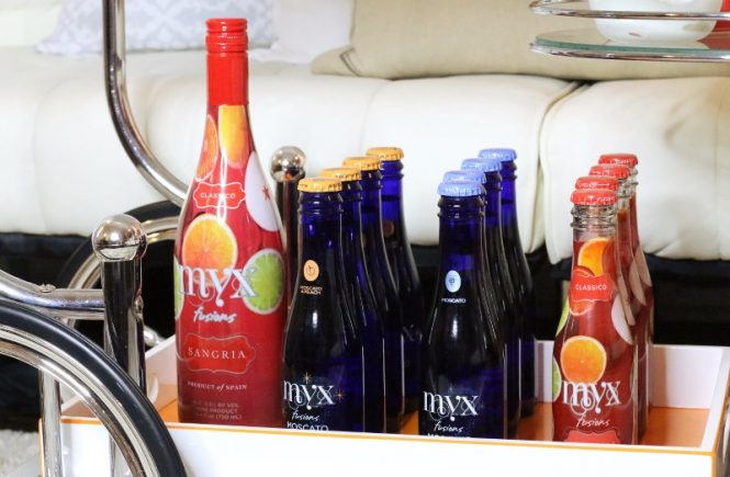 MYX Fusion Wine, Sangria, alcoholic beverages, cocktails