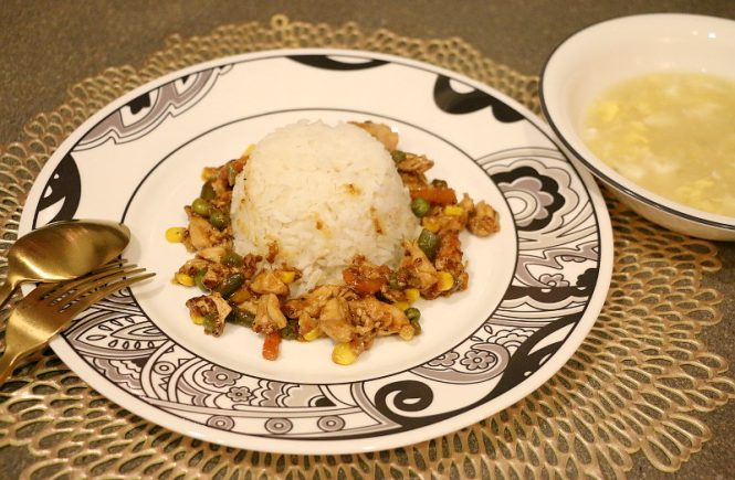 Quick Chicken Stir Fry Recipe, dish