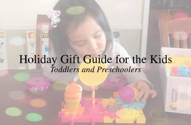 Holiday Gift Guide for Kids Toddlers and Preschoolers, toys